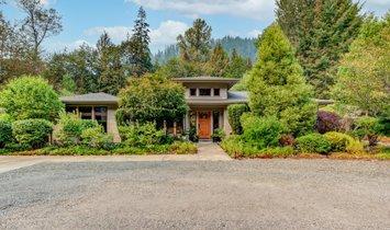 Дом в Уэстфир, Орегон, Соединенные Штаты Америки 1