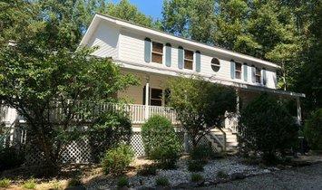 Дом в Ангьер, Северная Каролина, Соединенные Штаты Америки 1