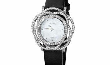 Chanel Camella Jewelry Watch J4281