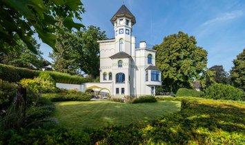 House in Rixensart, Wallonia, Belgium 1
