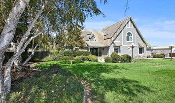 Дом в Модесто, Калифорния, Соединенные Штаты Америки 1