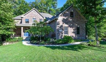 House in Greenwood, Indiana, United States 1