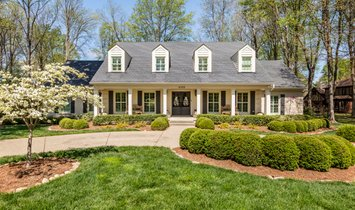 House in Glenview, Kentucky, United States 1