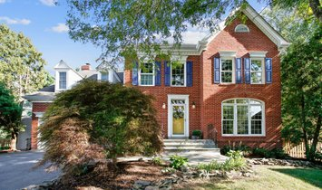 House in Herndon, Virginia, United States 1