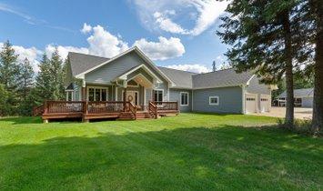 Дом в Трего, Монтана, Соединенные Штаты Америки 1