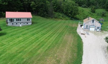 House in Morgan, Vermont, United States 1