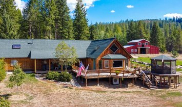 House in Priest River, Idaho, United States 1