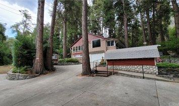 Дом в Форест Фолс, Калифорния, Соединенные Штаты Америки 1