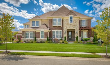 House in Fishers, Indiana, United States 1