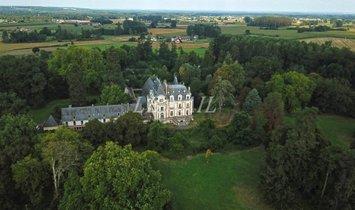 Castle in Le Mans, Pays de la Loire, France 1