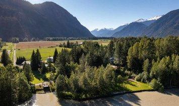 House in Pemberton, British Columbia, Canada 1