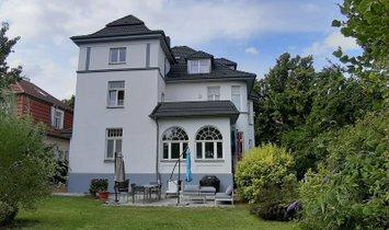 House in Schwerin, Mecklenburg-Vorpommern, Germany 1