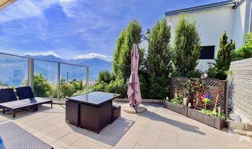 Дом в Ан, Вале, Швейцария 1