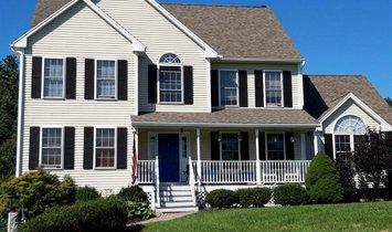 Дом в Восток Кингстон, Нью-Хэмпшир, Соединенные Штаты Америки 1