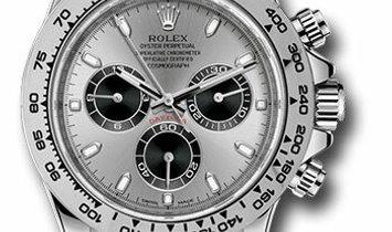 ROLEXOYSTERPERPETUALCOSMOGRAPHDAYTONAWG116509STBK