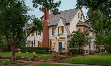 House in Oklahoma City, Oklahoma, United States 1