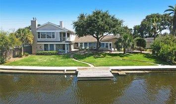 House in Galveston, Texas, United States 1
