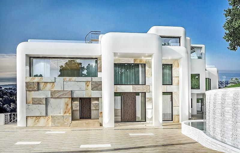 Villa in Benahavís, Andalusia, Spain 1 - 11623282