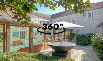 House in Thoiry, Île-de-France, France 1