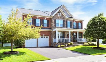 House in West Springfield, Virginia, United States 1