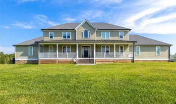 Maison à Goochland, Virginie, États-Unis 1