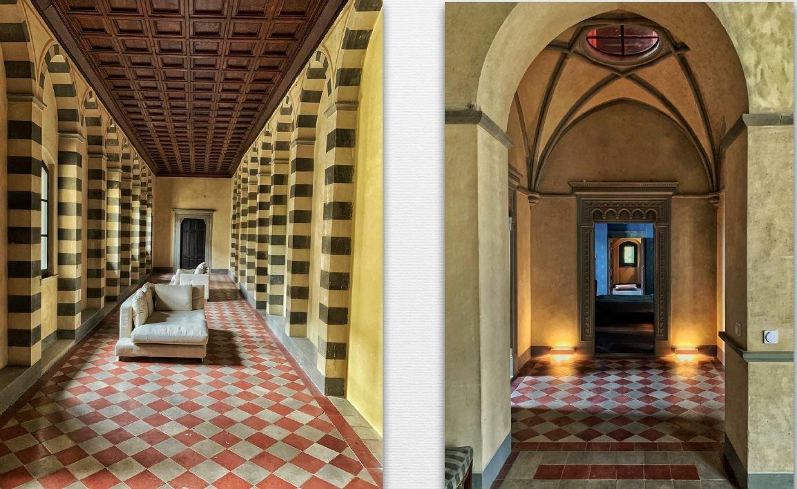 Chateau in Reggello, Tuscany, Italy 1 - 11624506