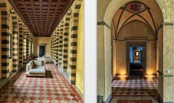 Chateau in Reggello, Tuscany, Italy 1
