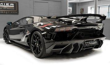 2020 Lamborghini Aventador