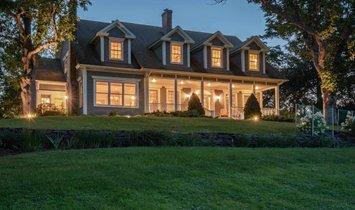 House in Lunenburg, Nova Scotia, Canada 1