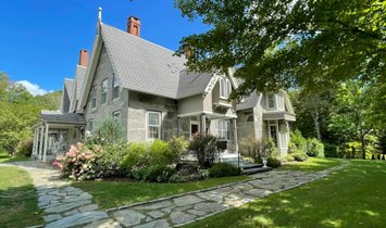 House in Cavendish, Vermont, United States 1