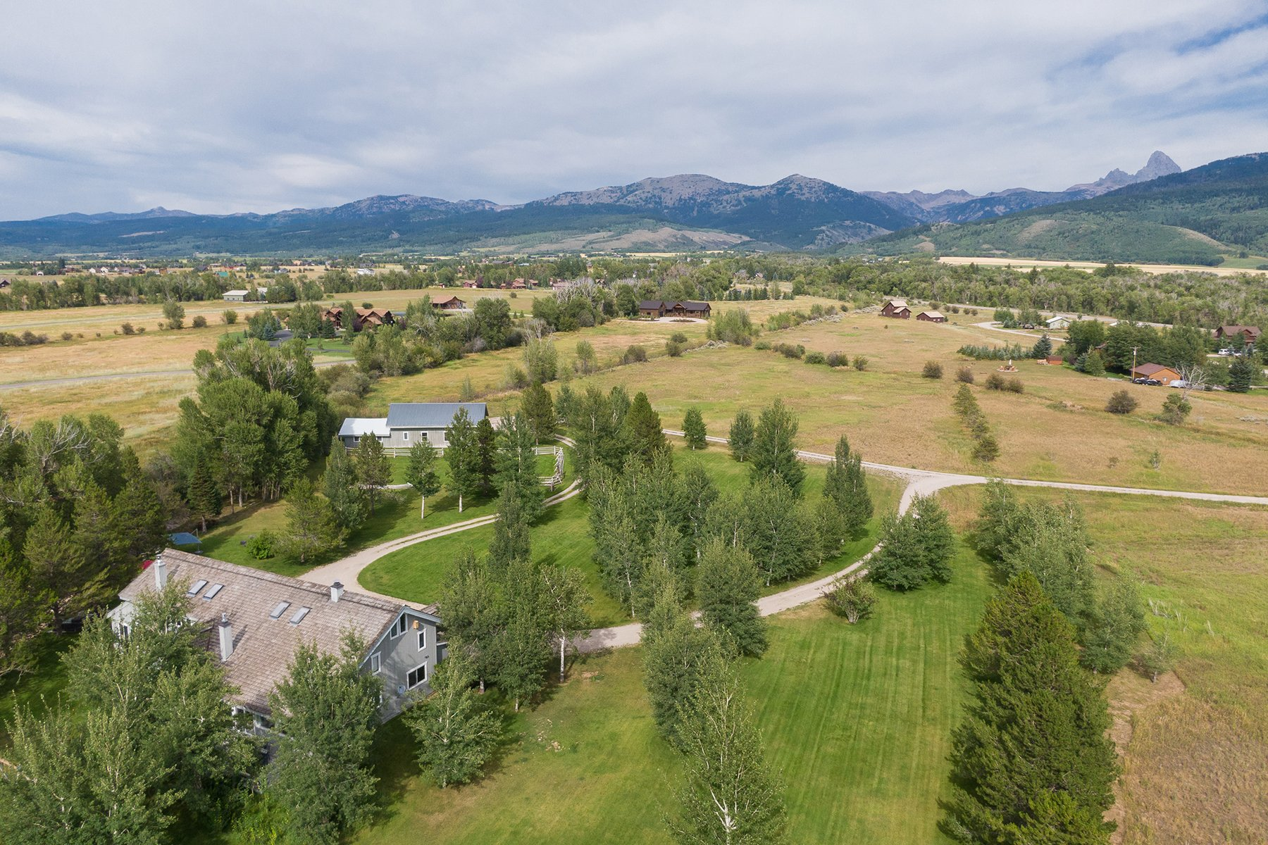 House in Driggs, Idaho, United States 1 - 11568712