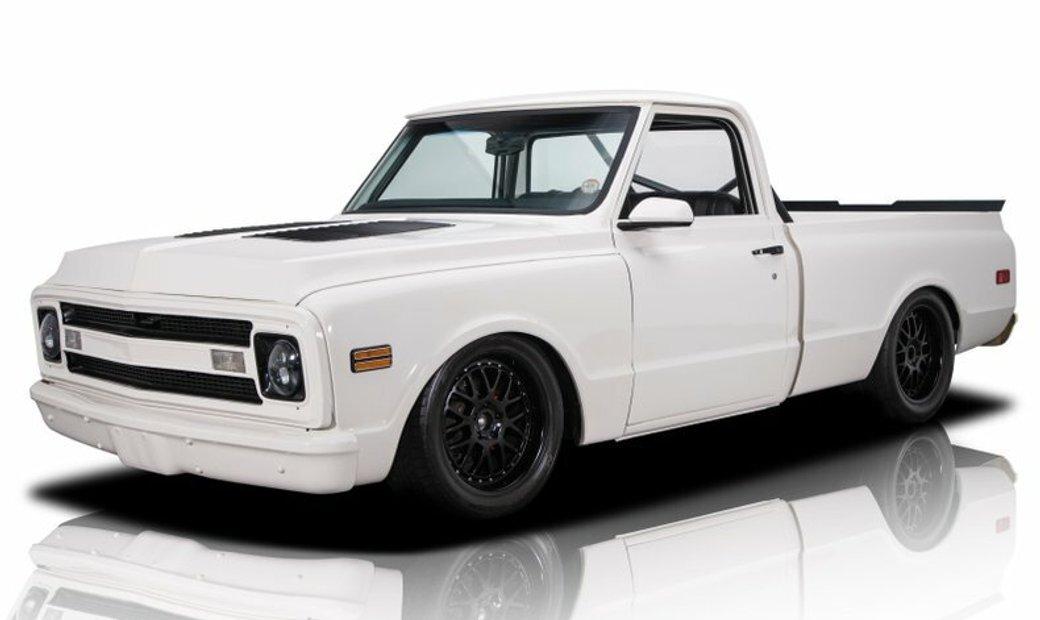 1970 Chevrolet C10 Pickup Truck