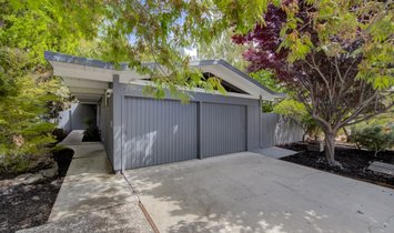 House in Mountain View, California, United States 1