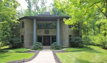 House in Indian Hill, Ohio, United States 1