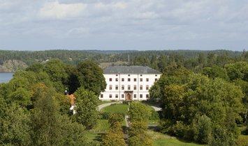 Farm Ranch in Söderköping Ö, Östergötland County, Sweden 1