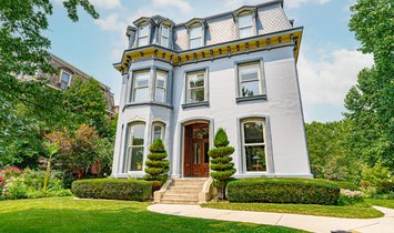 House in St. Louis, Missouri, United States 1