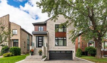 House in Côte Saint-Luc, Quebec, Canada 1