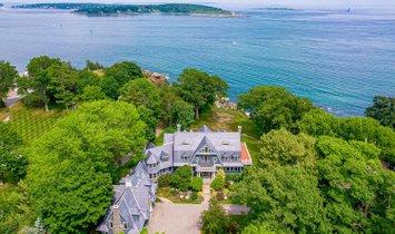 House in Cape Elizabeth, Maine, United States 1