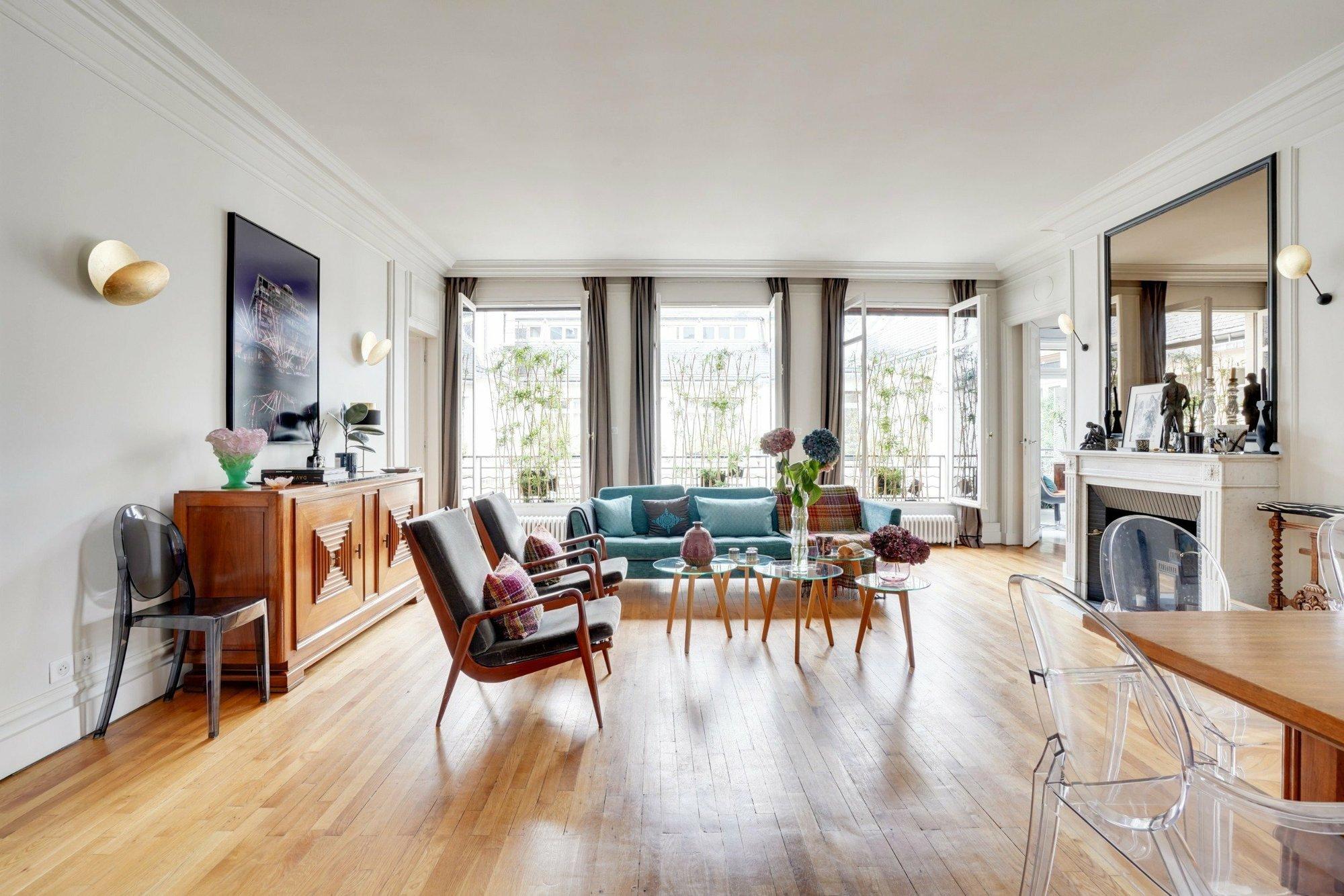 Apartment in Paris, Île-de-France, France 1 - 11629088