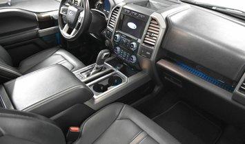 2017 Ford F150 SuperCrew Cab Platinum Pickup 4D 5 1/2 ft
