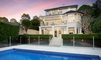 House in Lane Cove, New South Wales, Australia 1