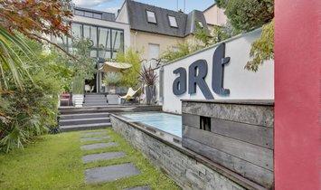 Apartment in Asnières-sur-Seine, Île-de-France, France 1