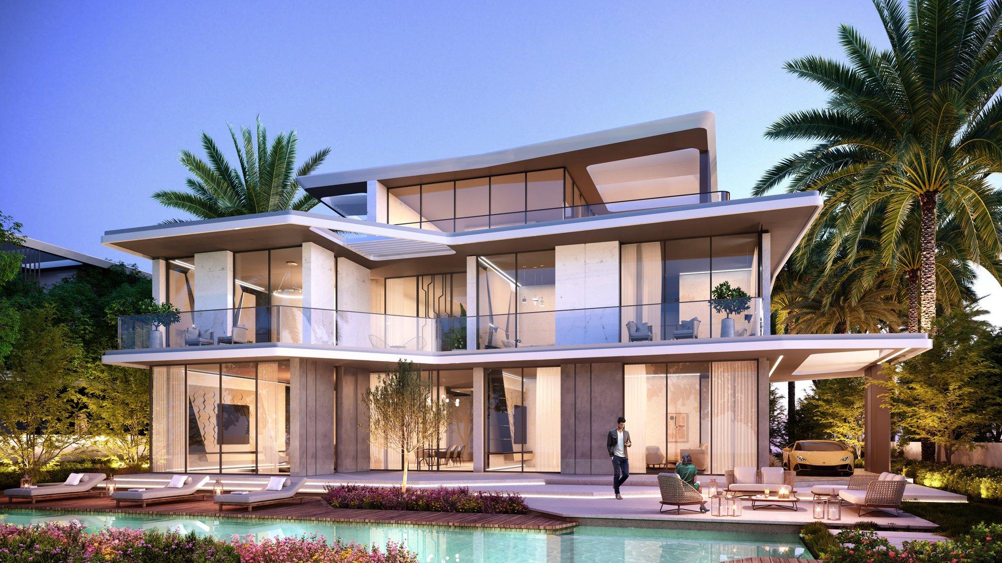 Villa in Dubai, Dubai, United Arab Emirates 1 - 11632145