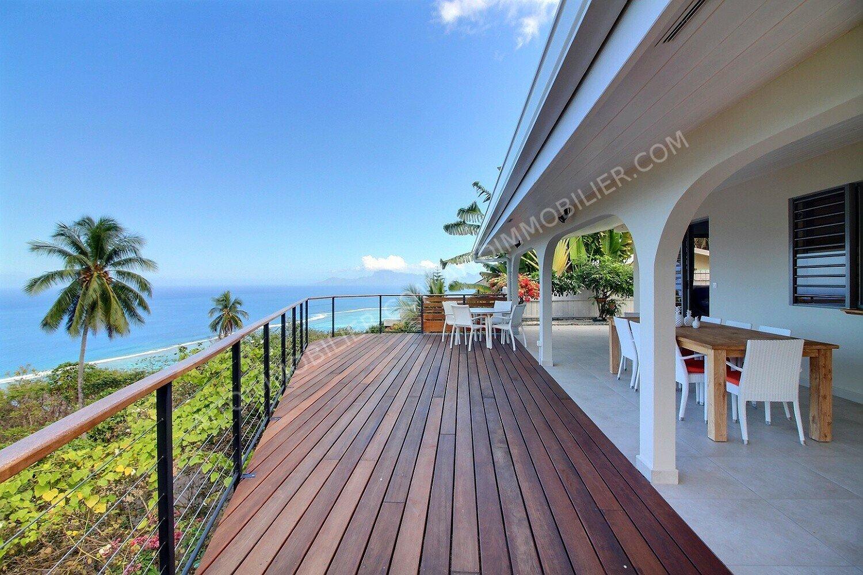 Villa in Puna'auia, Windward Islands, French Polynesia 1 - 11632276