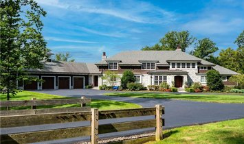 House in Gates Mills, Ohio, United States 1