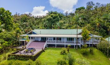 House in Hana, Hawaii, United States 1