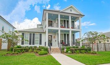 Casa en Nueva Orleans, Luisiana, Estados Unidos 1
