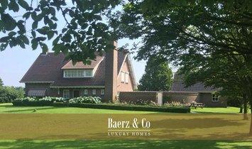 Villa in Maarheeze, North Brabant, Netherlands 1