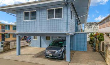 Apartment in Honolulu, Hawaii, United States 1