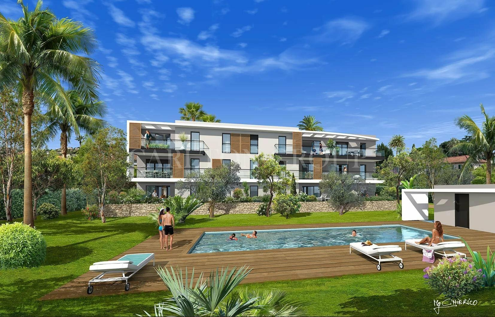 Apartment in Nice, Provence-Alpes-Côte d'Azur, France 1 - 11638128